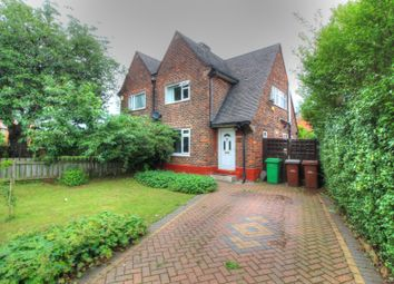 2 bed semi-detached house for sale in Broxtowe Lane, Aspley, Nottingham NG8
