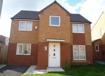 Thumbnail 4 bed detached house to rent in Chassen Close, Beswick, Manchester