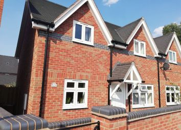 Thumbnail 3 bed semi-detached house to rent in Green Farm Paddocks, Seighford, Stafford