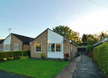 Thumbnail Detached bungalow for sale in Naseby Road, West Heath, Congleton