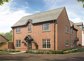 Thumbnail 3 bed semi-detached house for sale in Church View Place, Henhull, Nantwich