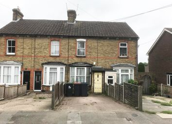 Thumbnail 2 bed terraced house for sale in 114 Island Road, Sturry, Canterbury, Kent