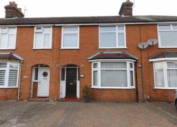 Thumbnail 3 bed terraced house for sale in Heath Lane, Ipswich, Suffolk