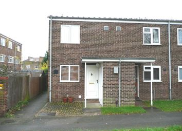 Thumbnail 2 bed end terrace house to rent in Deepwell Close, Off Hartham Road, Isleworth
