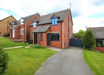 Thumbnail 2 bed semi-detached house for sale in Low Wood Close, Swinton, Mexborough