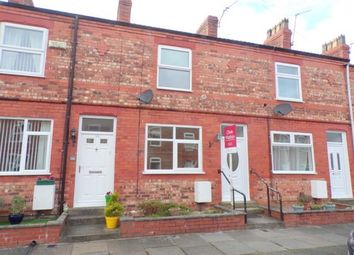 Thumbnail 2 bed terraced house to rent in Sandfield Road, Wirral