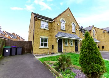 Thumbnail 3 bed semi-detached house to rent in Swift Close, Blackpool, Lancashire