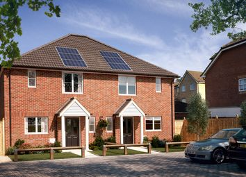 Thumbnail 3 bed semi-detached house for sale in Allen Road, Sunbury-On-Thames