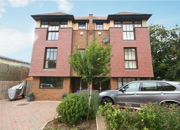 Thumbnail 4 bed town house to rent in Phillimore Gardens, London