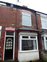 Thumbnail 2 bedroom terraced house to rent in Granville Villas, Sculcoates Lane, Hull