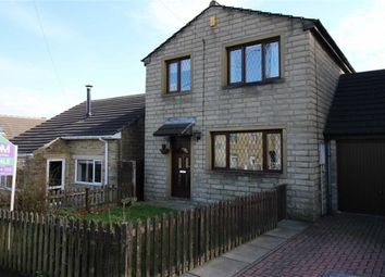 Thumbnail 3 bedroom link-detached house for sale in Ryefield Road, Golcar, Huddersfield