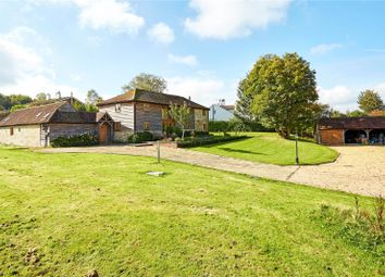 Thumbnail 5 bed barn conversion for sale in Broom Lane, Langton Green, Tunbridge Wells, Kent