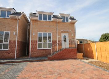 Thumbnail 3 bed detached house for sale in Blandford Road, Upton, Poole