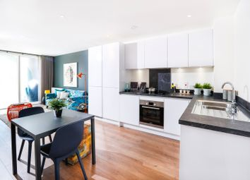 Thumbnail 1 bed flat for sale in 6 Barrington Rd, Brixton
