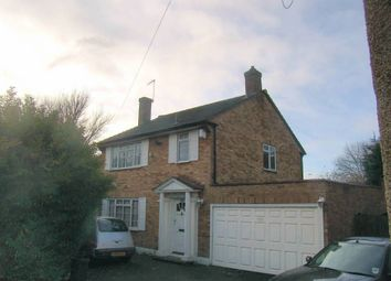 Thumbnail 4 bed detached house to rent in Carterhatch Road, Enfield, Middlesex