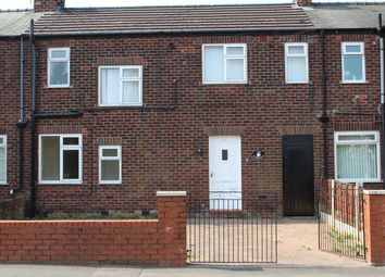Thumbnail 3 bedroom terraced house to rent in Mossfield Road, Swindon Manchester