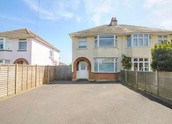Thumbnail 3 bed semi-detached house for sale in Sark Road, Parkstone, Poole