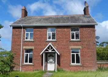 Thumbnail 4 bedroom detached house to rent in Puddle House Farm, Poulton