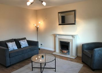 Thumbnail 2 bedroom flat to rent in Joss Court, Bridge Of Don, Aberdeen