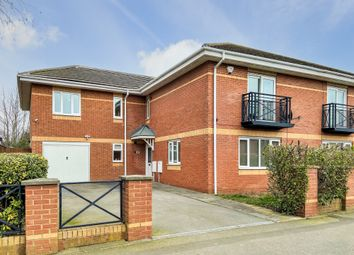 Thumbnail 5 bed semi-detached house for sale in Anley Way, Daimler Green, Coventry