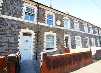 Thumbnail 3 bed terraced house for sale in Copper Street, Roath, Cardiff
