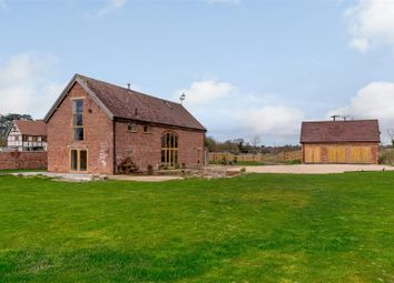 Thumbnail 4 bed barn conversion for sale in Taylors Lane, Broomhall, Worcestershire