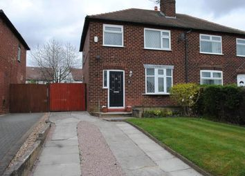 Thumbnail 3 bed semi-detached house for sale in Birdhall Road, Cheadle Hulme, Cheadle, Greater Manchester