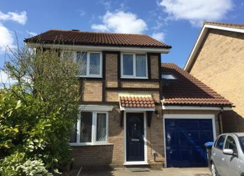 Thumbnail 4 bedroom property to rent in Wesley Drive, Egham
