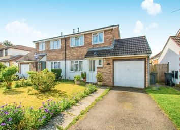 Thumbnail 3 bed semi-detached house for sale in Silver Birch Close, Whitchurch, Cardiff
