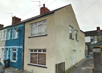 Thumbnail 3 bed end terrace house for sale in Lee Road, Barry