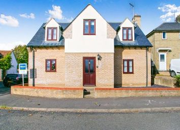 Thumbnail 3 bed detached house for sale in Little Downham, Ely, Cambridgeshire