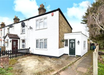 Thumbnail 2 bed end terrace house for sale in Letchford Terrace, Headstone Lane, Harrow, Middlesex