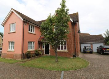 Thumbnail 5 bedroom detached house for sale in Rosecroft, South Wootton, King's Lynn