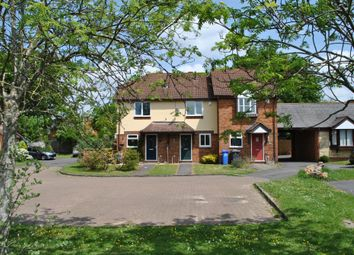 Thumbnail 2 bed terraced house to rent in Barn Meadow Close, Church Crookham