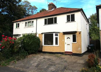 Queen Marys Avenue, Watford WD18. 3 bed semi-detached house