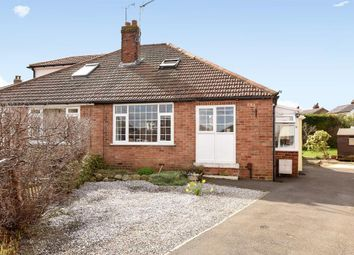 Thumbnail Semi-detached bungalow for sale in Walnut Grove, Harrogate
