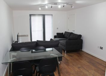 Thumbnail 3 bed flat to rent in Greenheys Lane West, Manchester