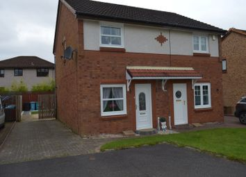 Thumbnail 2 bed semi-detached house for sale in Pine Lawn, Wishaw