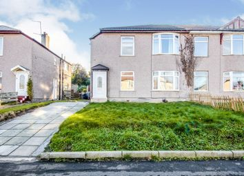 Thumbnail 3 bed flat for sale in Kingsheath Avenue, Rutherglen, Glasgow