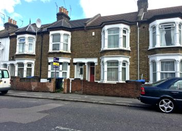 Thumbnail 3 bed terraced house to rent in Bury Street, Enfield