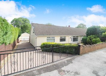 Thumbnail 3 bed semi-detached bungalow for sale in Lindsay Gardens, Tredegar