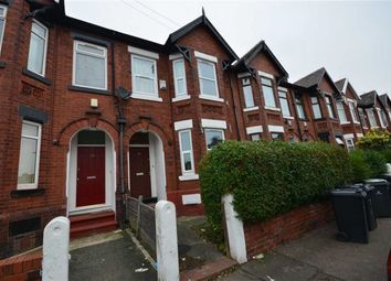 Thumbnail 4 bed terraced house to rent in Belgrave Ave, Victoria Park, Manchester, Greater Manchester