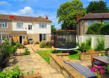 Thumbnail 3 bed semi-detached house for sale in Mangotsfield Road, Mangotsfield, Bristol