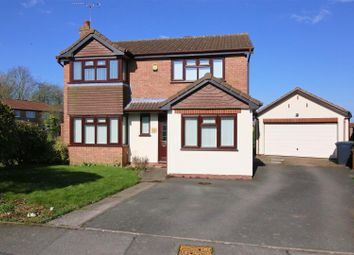 Thumbnail 4 bed detached house for sale in Mulberry Road, Bilton, Rugby