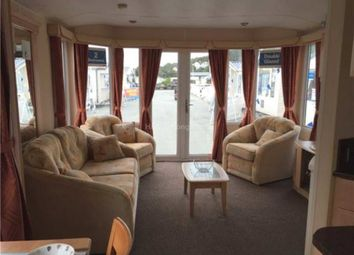 Thumbnail 2 bedroom mobile/park home for sale in Borth