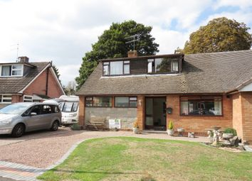 Thumbnail 3 bed semi-detached bungalow for sale in Midhurst Close, Worcester