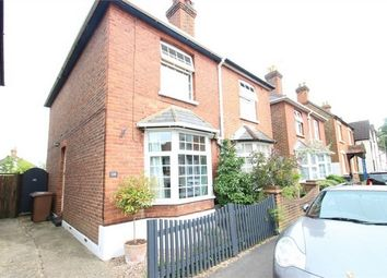 Thumbnail 3 bed semi-detached house for sale in North Road, Guildford, Surrey