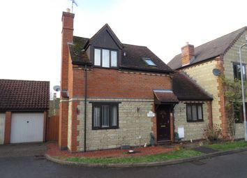 Thumbnail 1 bed end terrace house for sale in Manor Court, Middleton, Market Harborough