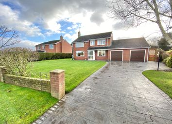 Thumbnail 3 bed detached house for sale in Hollinwood, Whixall, Whitchurch