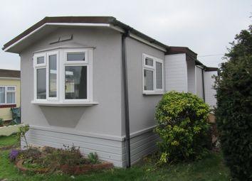 Thumbnail 2 bed mobile/park home for sale in Wickens Meadow, Rye Lane, Dunton Green, Sevenoaks, Kent, 5Jb
